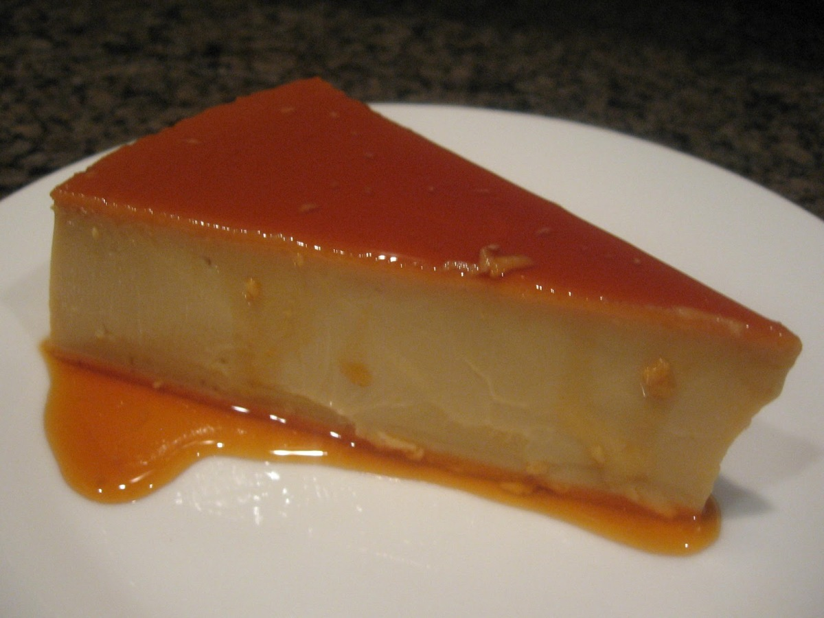 OLD FASHIONED FLAN/PUDDING